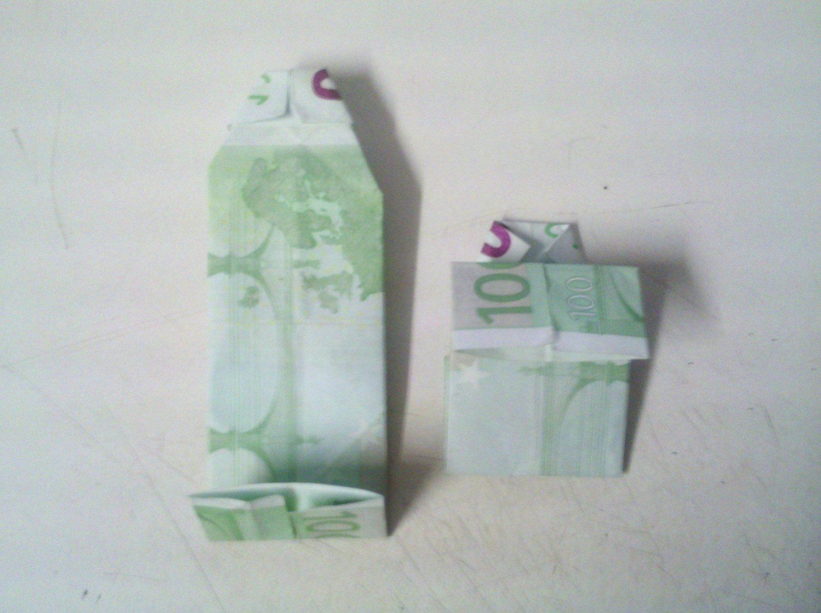 Hemd Aus Geldschein Falten  Origami Mit Geldscheinen von Geld Zum Hemd Falten Photo