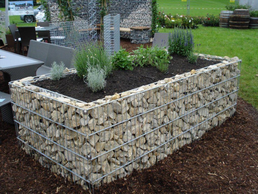 hochbeet aus natursteinen selber bauen haus design ideen