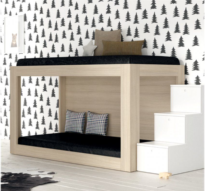 Moderne Hochbett Erwachsene Design Von Design Hochbett Fur
