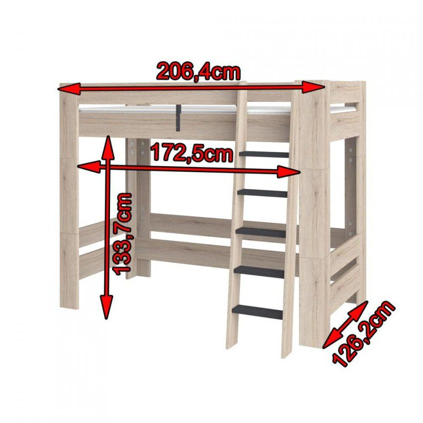 Hochbett Selber Bauen 90×200 Trendig Fa 1 4 R Erwachsene Amped For von Hochbett Selber Bauen 90X200 Photo