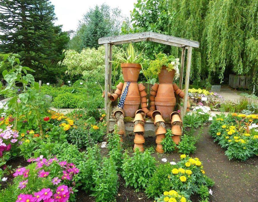 Holz Deko Garten Selber Machen Atemberaubend Auf Dekoideen Fur Ihr von Deko Für Garten Selber Machen Bild