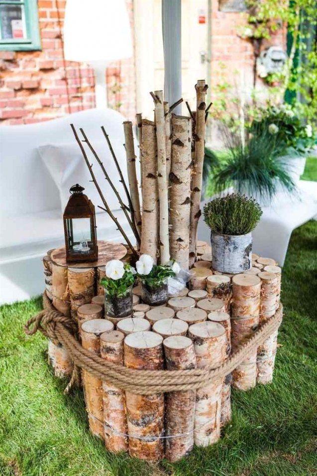Holz Deko Garten Selber Machen Erstaunlich Auf Dekoideen Fur Ihr von Holzdeko Für Den Garten Selber Machen Photo