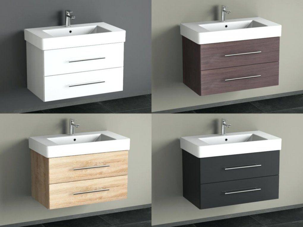 Holz Waschtisch Mit Aufsatzbecken Inside Avec Schrank Für Et Holz von Waschbecken Aufsatz Mit Unterschrank Photo