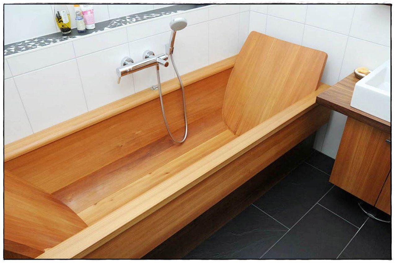 Holzbadewanne Selber Bauen : holzbadewanne selber bauen von waschbecken aus holz selber ~ A.2002-acura-tl-radio.info Haus und Dekorationen