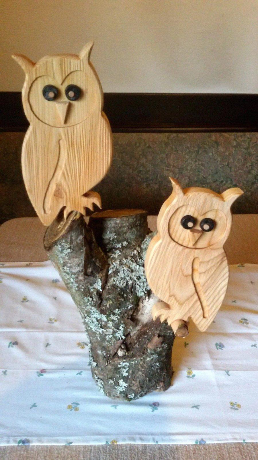 Holzfiguren Tiere Holzfigur Fa 1 4 R Den Garten Fur Vorlagen Selber von Holzfiguren Garten Selber Machen Bild