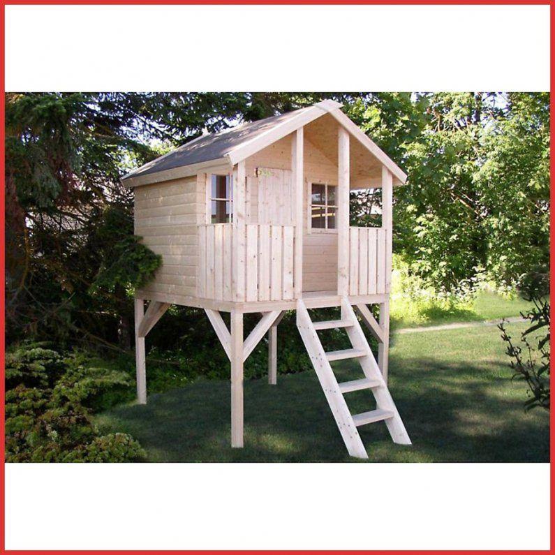 Holzhütte Garten 269902 Moderne Garten Idee Spielhaus Holz Selber von Spielhaus Holz Selber Bauen Photo