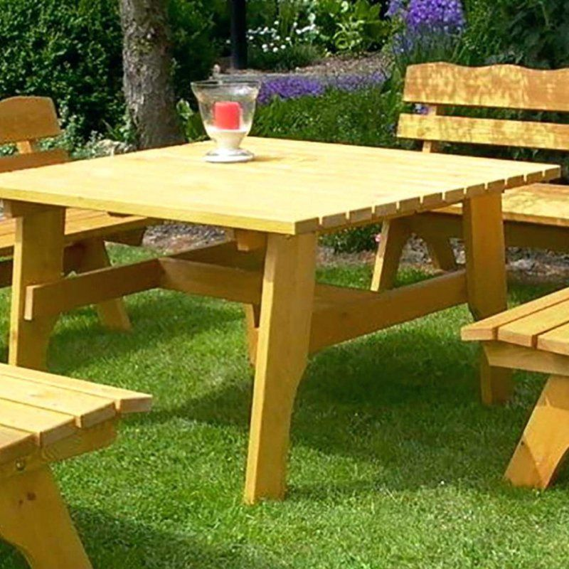 Holzmobel Garten Holzmabel Ga Nstig Kaufen Zum Polyrattan Selber von Lounge Möbel Selber Bauen Photo