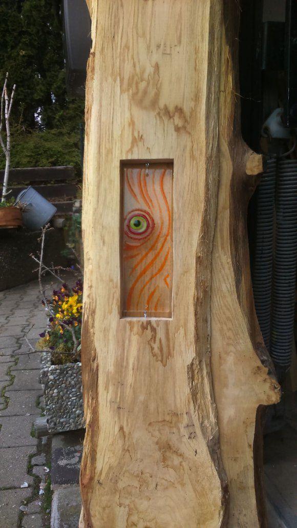 Holzstelen Für Den Garten  Dekomitherz Cornelia Jacob von Holzstelen Für Den Garten Bild