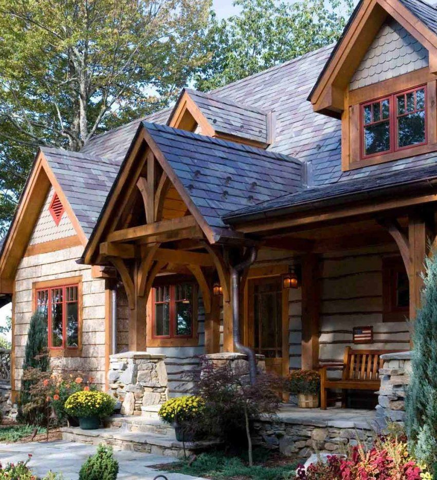 Homes Lodges Timber Frame Post And Beam Homes And Lodgesmill von Mill Creek Post And Beam Bild