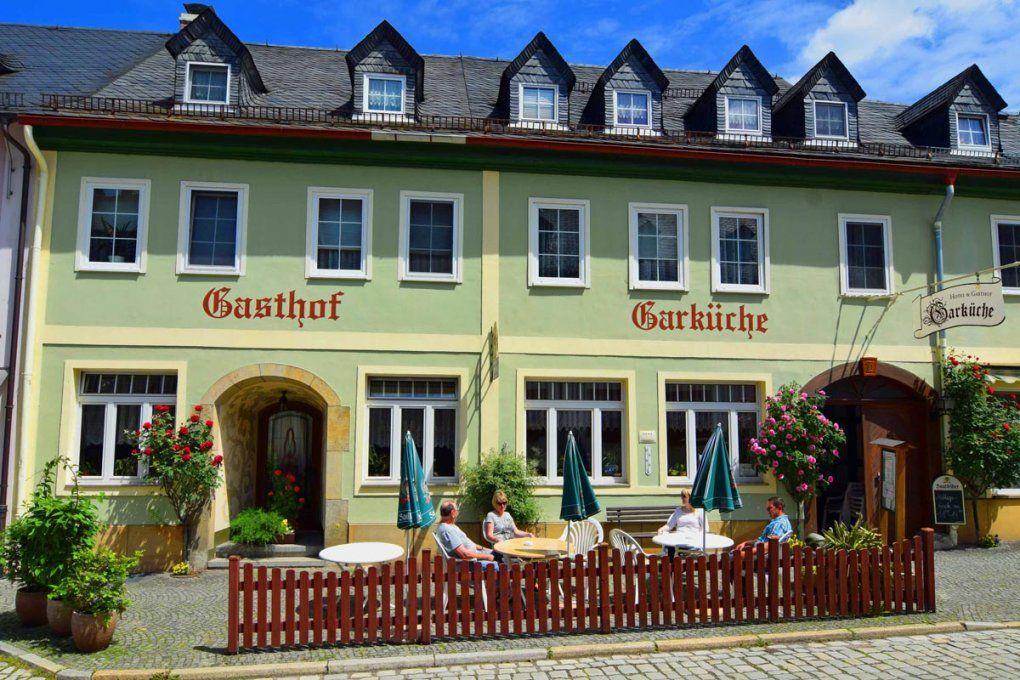 Hotel & Gasthof Garküche In 07338 Leutenberg Deutschland von Brauereigasthof Goldener Löwe Bayreuth Bild
