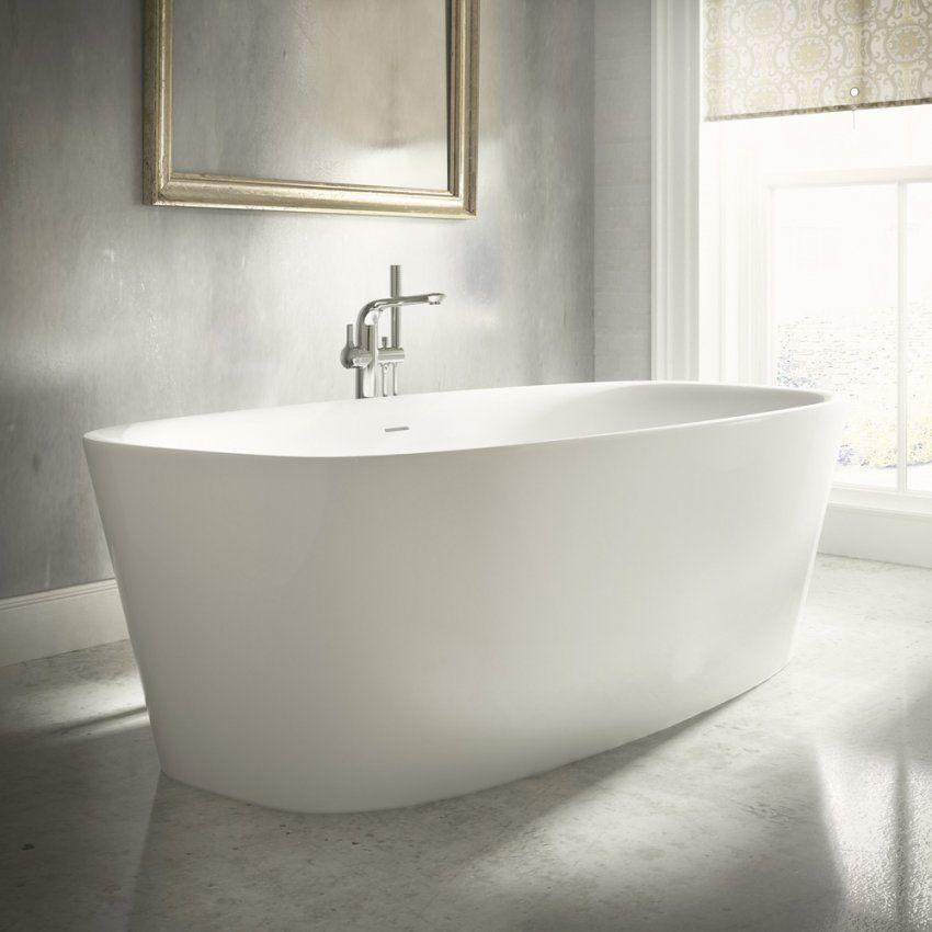 Ideal Standard Dea Freistehende Badewanne For The Bathroom In Das von Ideal Standard Freistehende Badewanne Bild