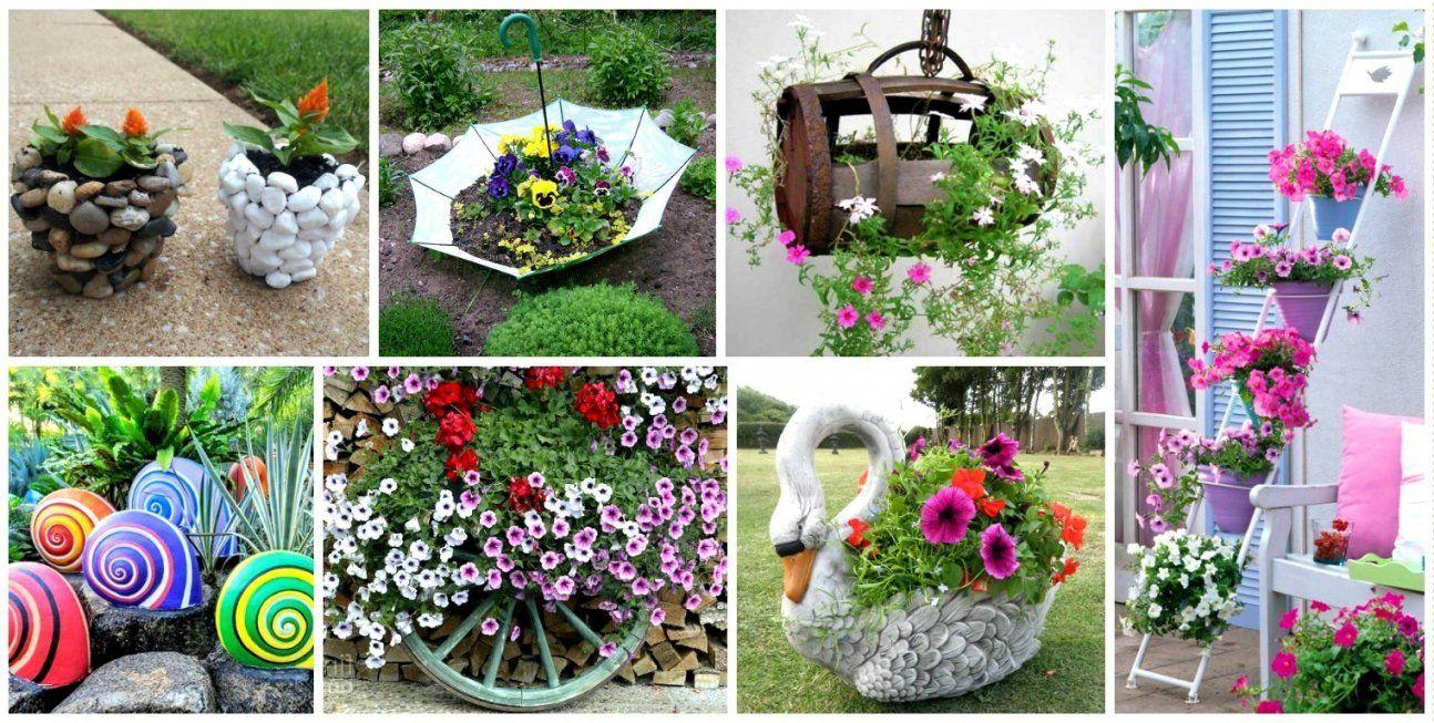 Ideen Für Den Garten Selber Machen Luxus 35 Tolle Deko Für Garten von Deko Für Garten Selber Machen Photo