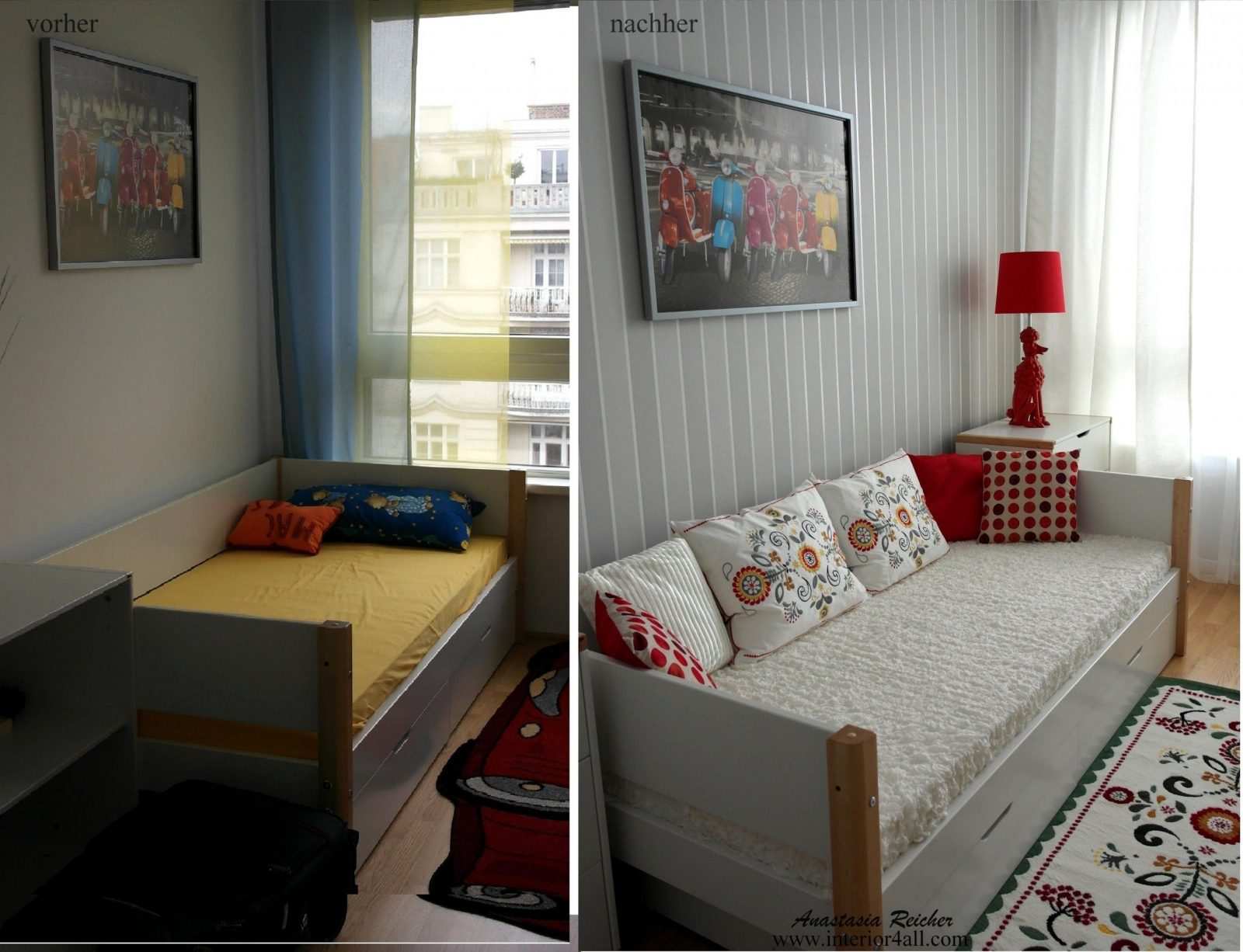 Ideen Für Kleine Räume Fernen Auf Wohnzimmer Mit Kinderzimmer von Schlafzimmer Einrichten Kleiner Raum Photo