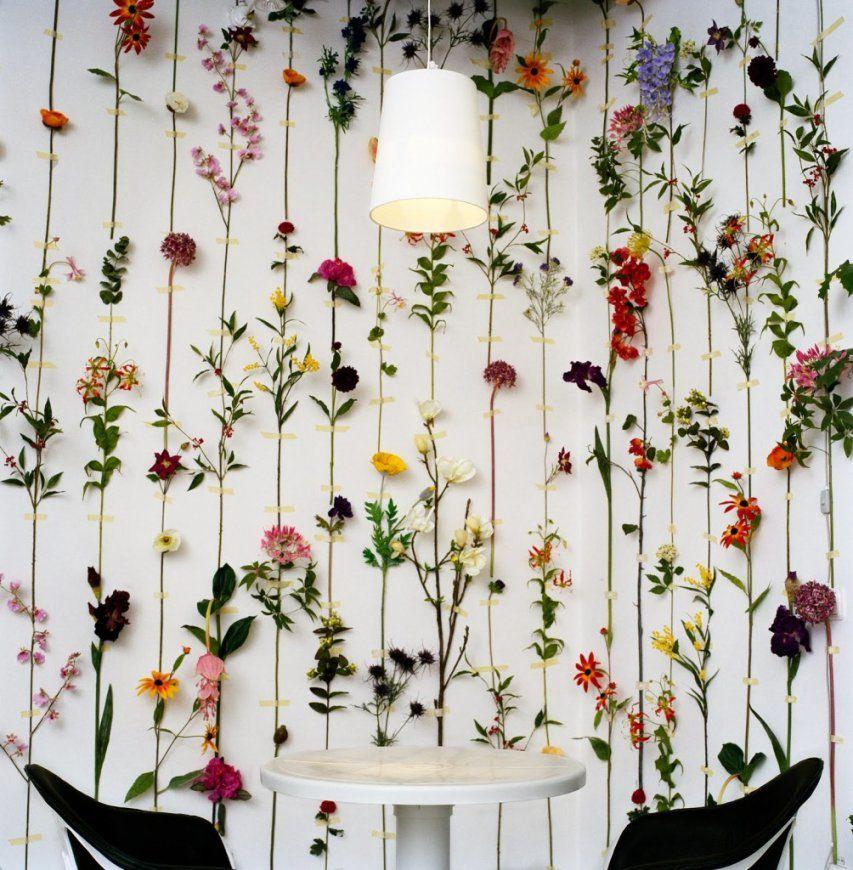 Ideen Für Wandgestaltungcoole Wanddeko Selber Machen  Freshouse von Dekoration Wohnung Selber Machen Bild