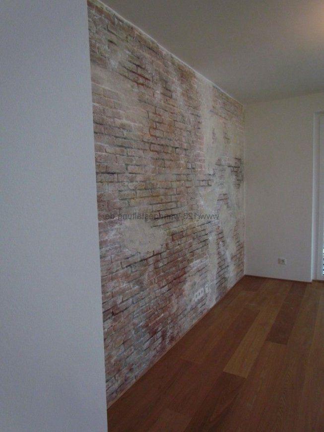 Ideen  Kleines Wandgestaltung Mit Tapeten  Flur von Tapeten Für Den Flur Photo