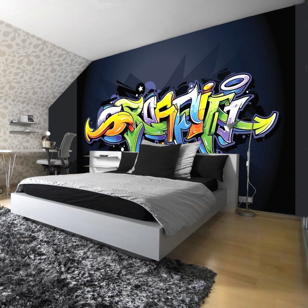 Ideen Wandtattoo Jugendzimmer Jungen Und Zufriedene Tapeten Junge von Wandtattoo Jugendzimmer Jungen Graffiti Bild