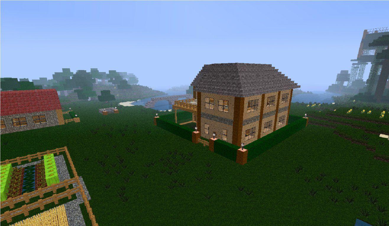 Ideen Zum Bauen In Minecraft Bauideen Avec Haus Ideen Minecraft Et 0 von Minecraft Bauideen Zum Nachbauen Photo