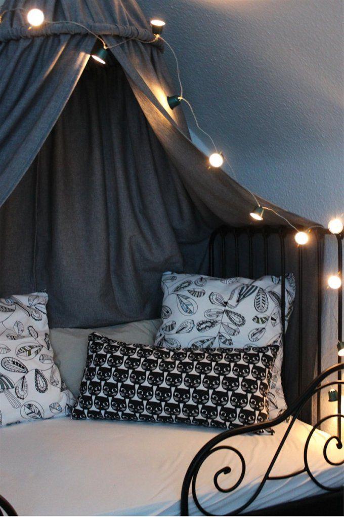 Ikea Himmel Bett Erstaunlich Auf Dekoideen Fur Ihr Zuhause Auch von Himmel Für Bett Ikea Photo