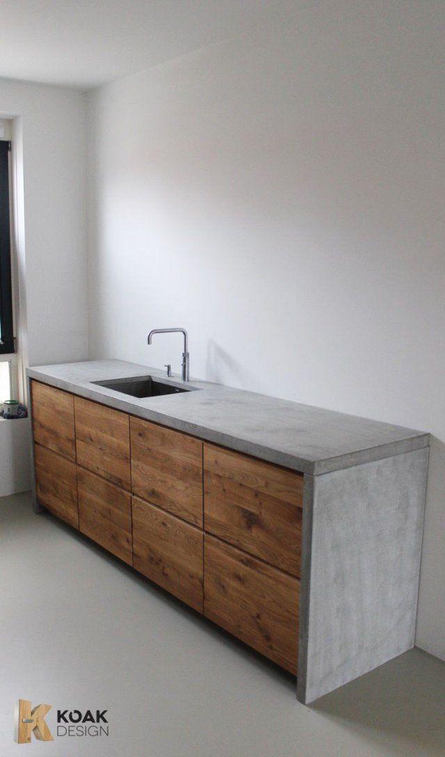 Ikea Keuken Deuren Inspiratie Koak + Ikea = 100% Your Design von Küchenarbeitsplatte Beton Selber Machen Bild