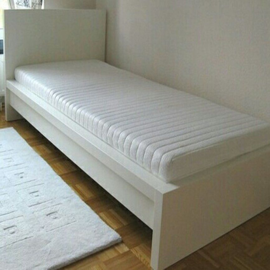Ikea Malm Bett 90×200 In Bezug Auf Haus – Xwhatsapps von Ikea Malm Bett 90X200 Bild