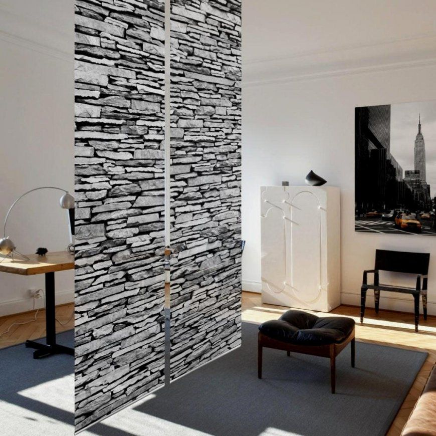 raumteiler vorhang selber machen haus design ideen. Black Bedroom Furniture Sets. Home Design Ideas