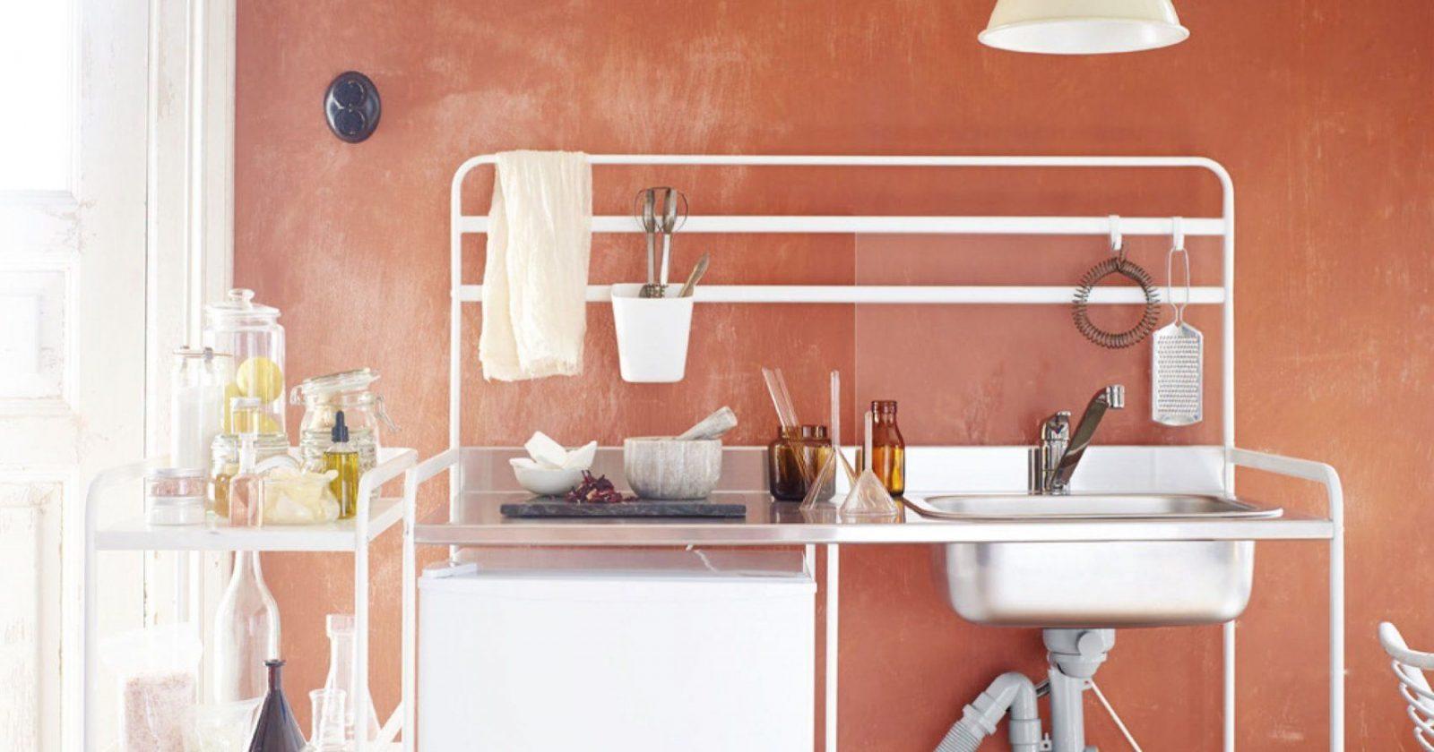 Ikea Sunnersta Miniküche Für 100€ von Küche Unter 1000 Euro Bild