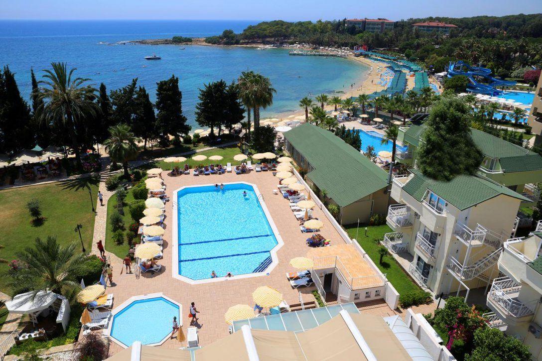 Incekum Su Hotel  All Inclusive (Türkei Avsallar)  Booking von Vikingen Infinity Resort & Spa Bewertung Photo