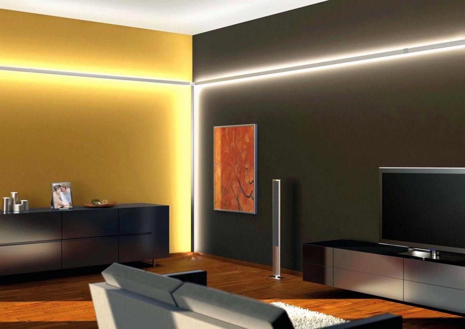 Indirekte Beleuchtung Wohnzimmer Selber Bauen Elegant Wunderschön von Led Beleuchtung Wohnzimmer Selber Bauen Photo