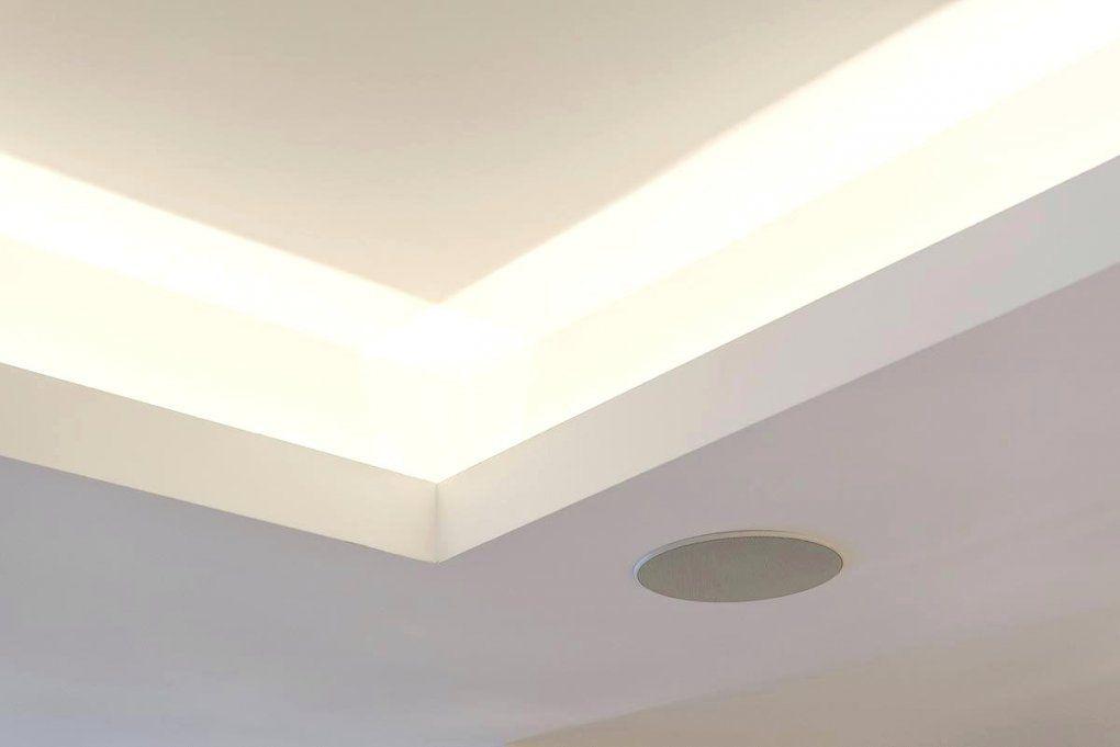 Indirektes Licht Indirekte Beleuchtung Led Innenbeleuchtung Mit Avec von Indirektes Licht Decke Selber Bauen Bild