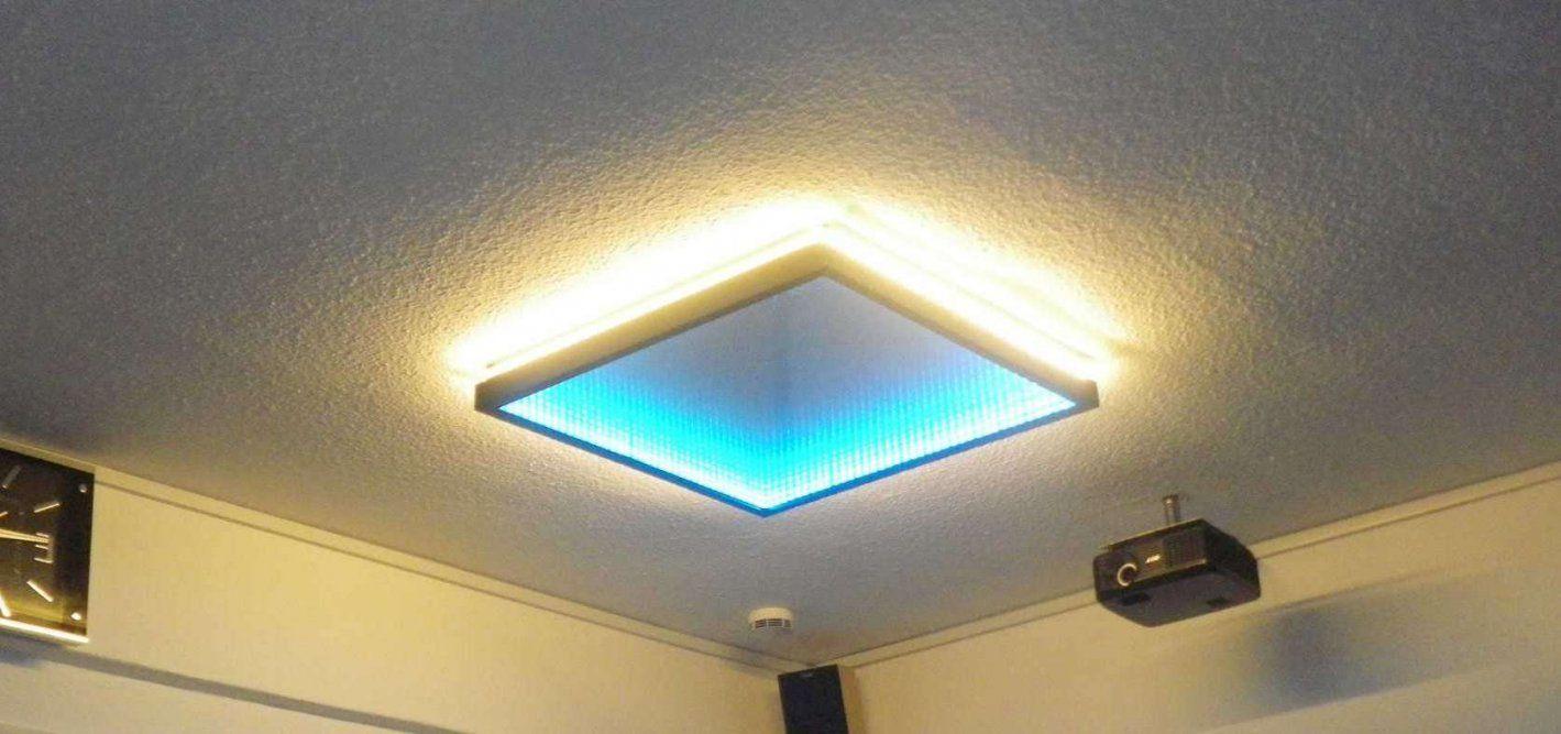 Infinitymirror von Led Deckenlampe Selber Bauen Photo