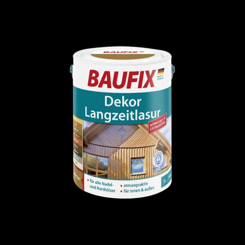 Innenarchitektur  Baufix Dekor Langzeitlasur Palisander Lasuren von Artico Wetterschutz Holzgel Palisander Bild