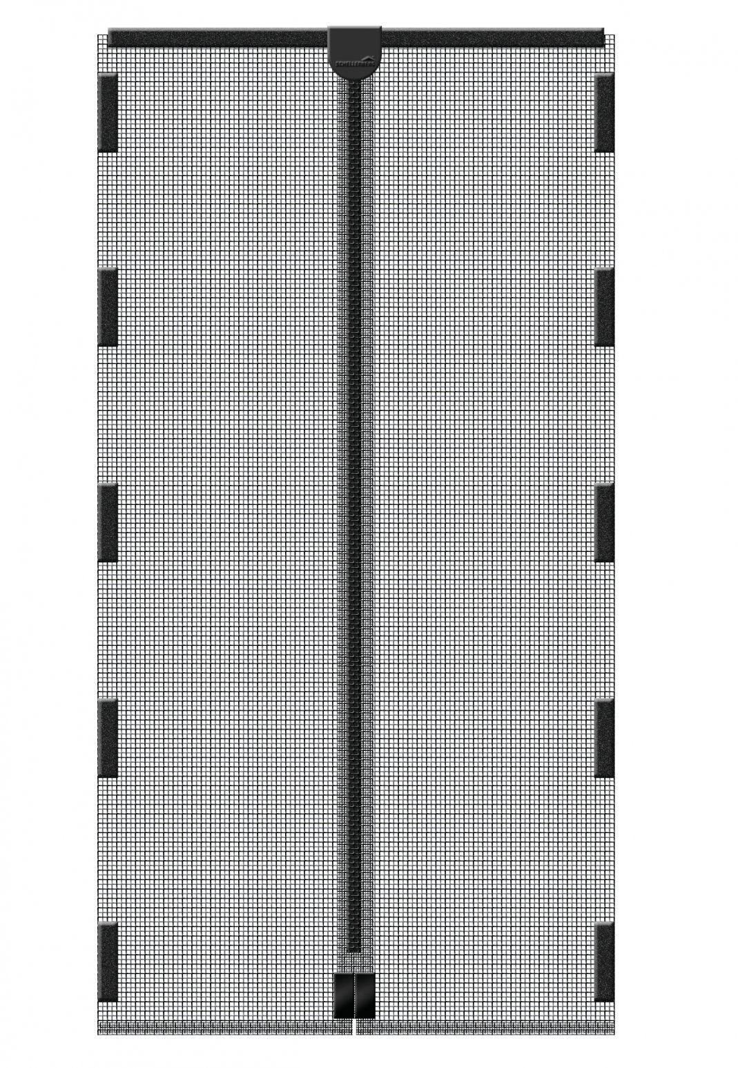Insektenschutzmagnetvorhang  Alfred Schellenberg Gmbh von Fliegengitter Magnetvorhang Für Türen Photo