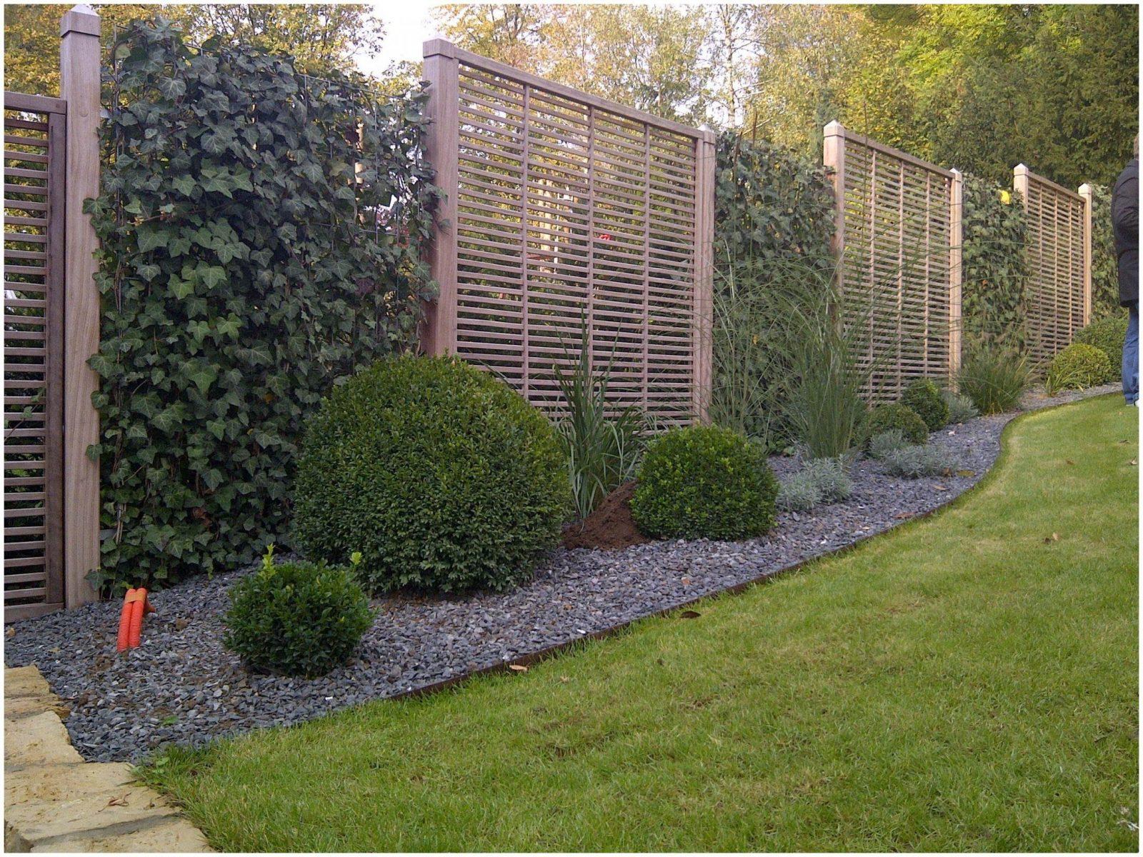 Inspirierend Sichtschutz Garten Hecke Bilder Von Garten Dekoratives von Moderner Sichtschutz Für Den Garten Bild