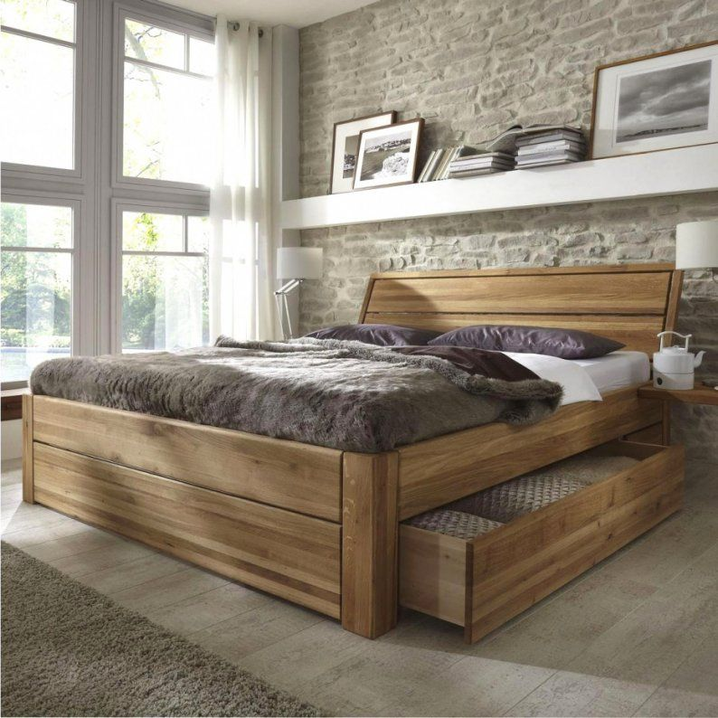 Interessant Bett Selber Bauen Einfach Diy Ikea Avec von Plattform Bett Selber Bauen Photo