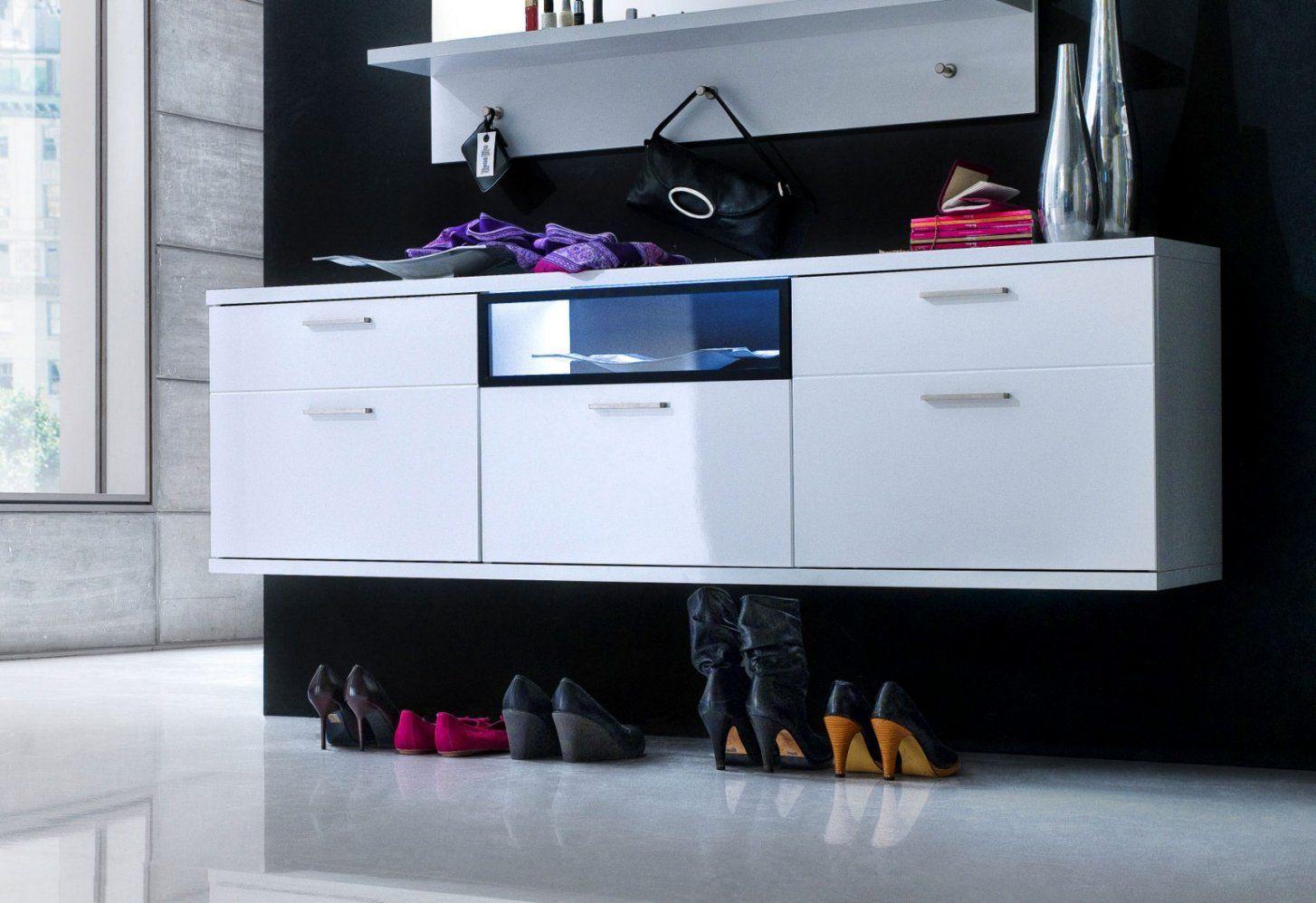 Interessant Sideboard Weiß Hochglanz Hängend Für Schuhschrank von Sideboard Weiß Hochglanz Hängend Photo