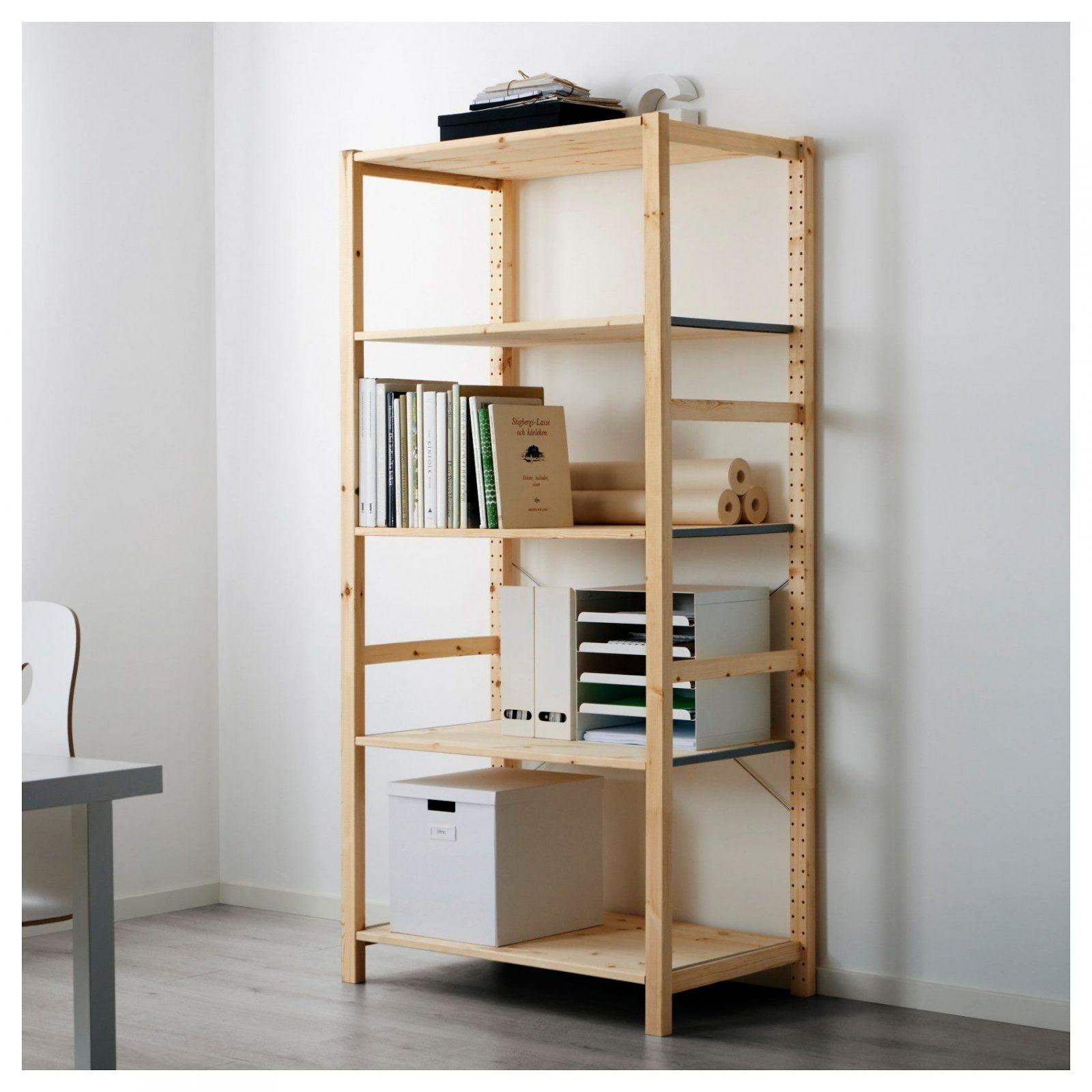 Ikea Ivar Regal Montageanleitung Haus Design Ideen