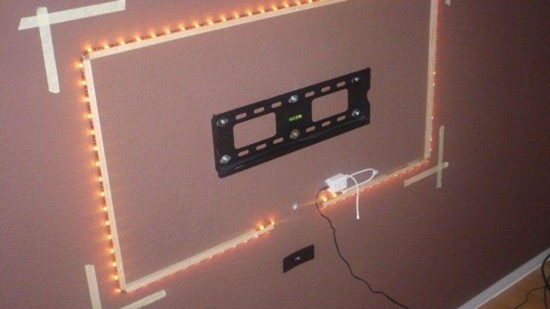 Kabel Wand Befestigen Zeitnah Bild Perfect Fernseher Verstecken With von Kabel An Wand Befestigen Klemme Bild