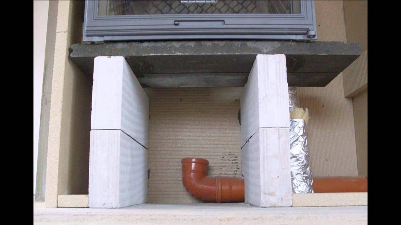Kaminverkleidung Selber Bauen Leicht Gemacht  Kaminverkleidung Diy von Kamin Selbst Bauen Anleitung Photo