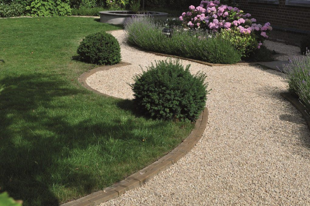 Kies Splitt Schotter  Natursteine Online Kaufen Recklinghausen von Gartengestaltung Mit Kies Und Splitt Bild