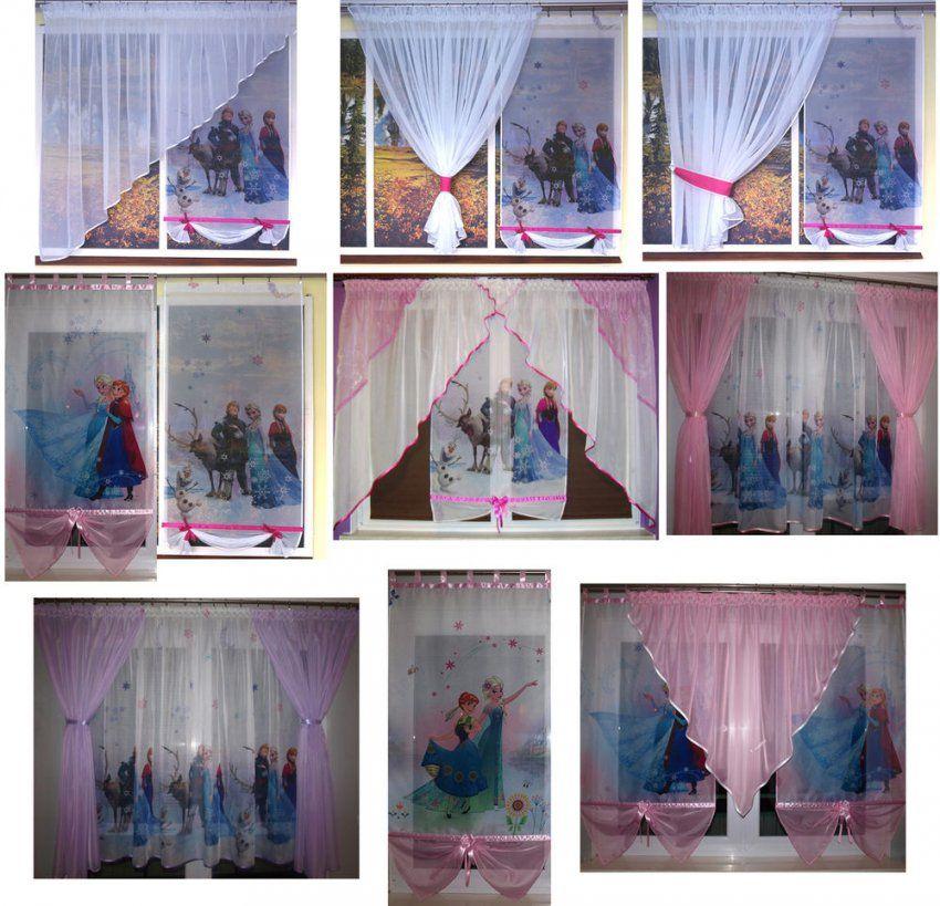 Kindergardine Disney Frozen Eiskönigin Elsa Anna Gardine Gardine von Anna Und Elsa Gardinen Photo