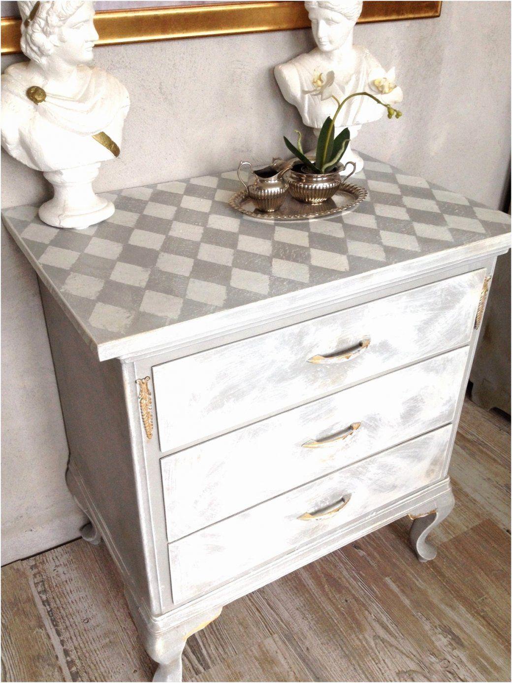 Kleiderschrank Antik Weiß Einzigartig Vintage Look Möbel Selber von Antik Look Selber Machen Bild