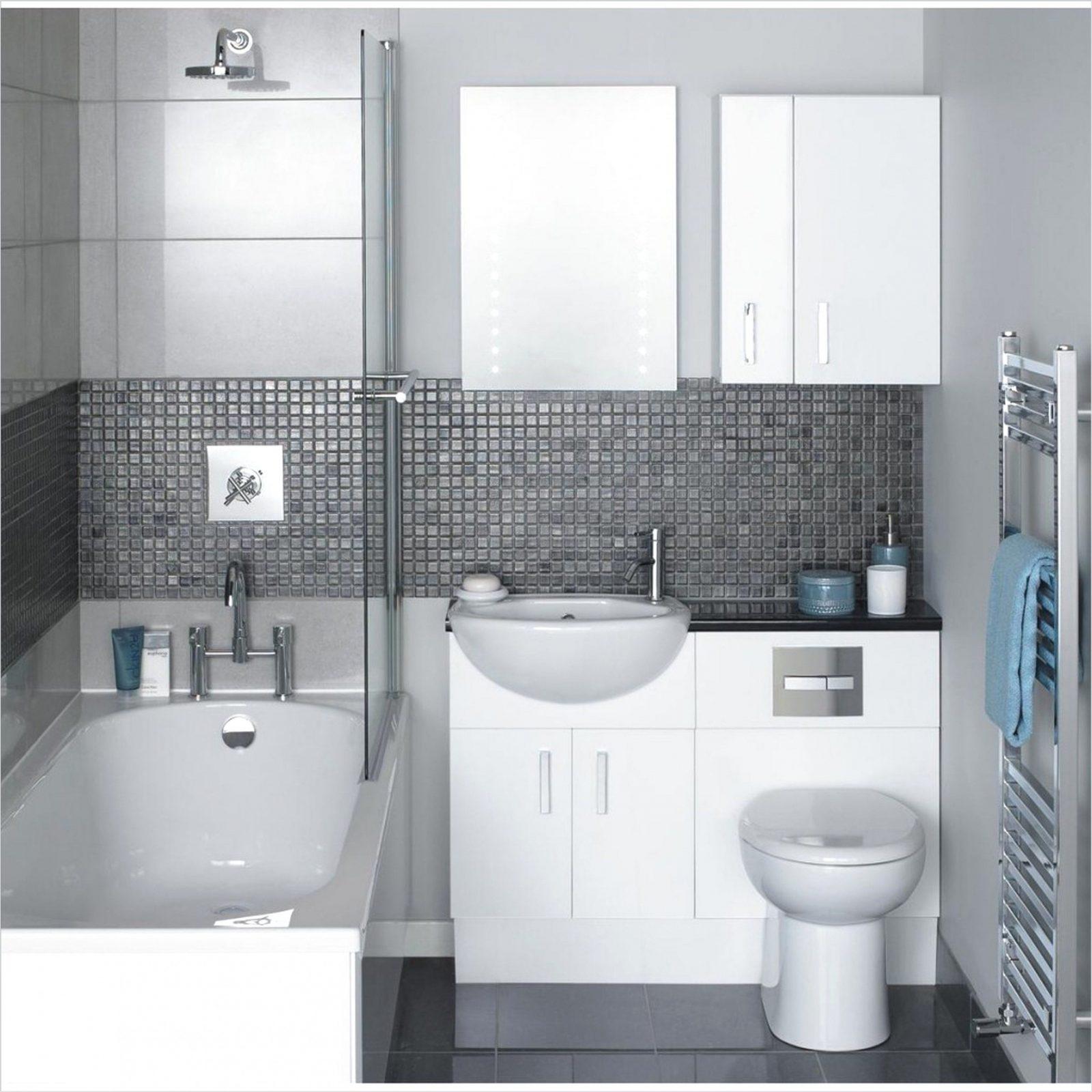 Kleine Bäder Sanieren Unglaublich 40 Design Ideen Für Kleine von Kleines Badezimmer Design Ideen Bild