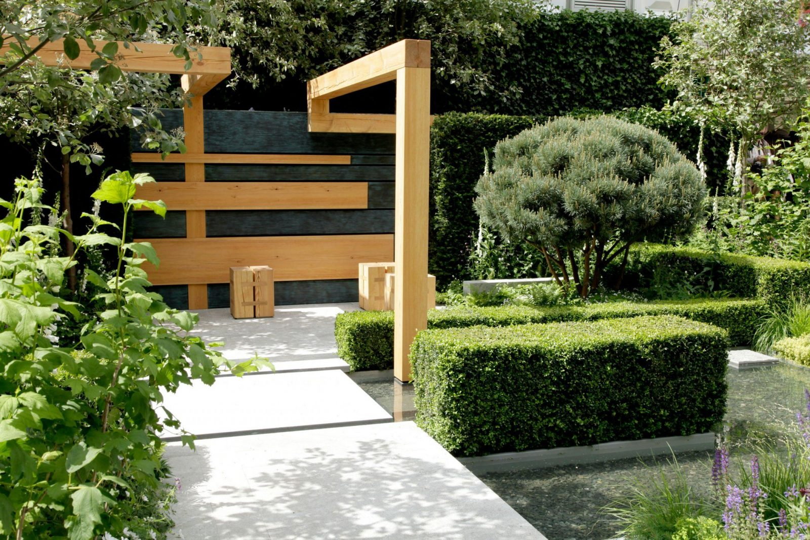 Kleine Gärten › Herrhammer – Gärtner Von Eden von Gartengestaltung Bilder Kleiner Garten Bild