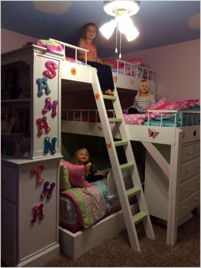Kleine Kinderzimmer 13 Kreative Einrichtungsideen von Lösungen Für Kleine Kinderzimmer Bild
