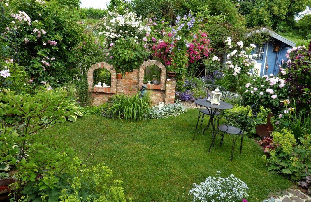 Kleiner Garten Unzählige Gestaltungsmöglichkeiten von Gartengestaltung Bilder Kleiner Garten Bild