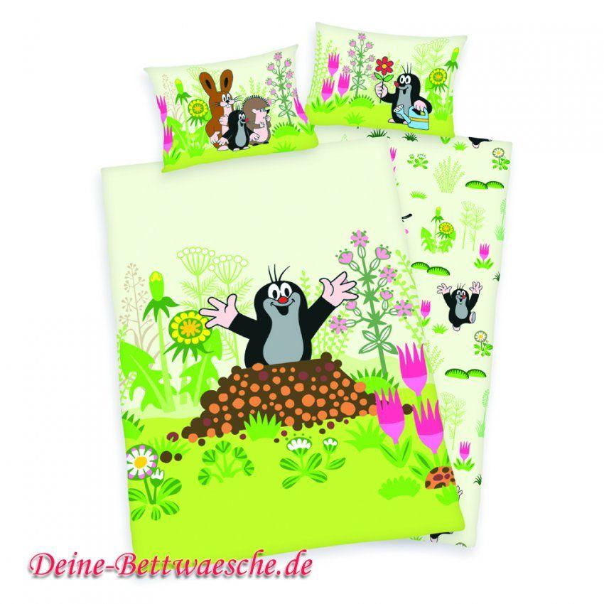 Kleiner Maulwurf Babybettwäscheonlineshop Für Bettwäsche von Sendung Mit Der Maus Bettwäsche Bild