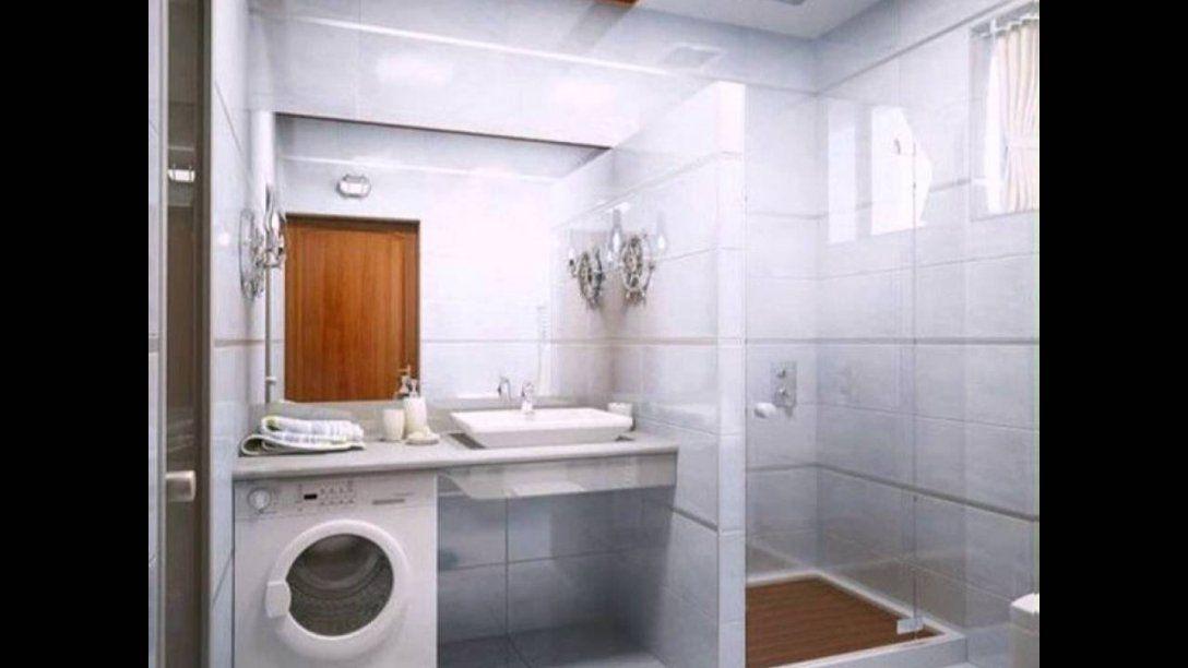 Kleines Bad Gestalten Und Dekorieren Interessante Waschmaschine von Mini Badewannen Kleine Bäder Photo