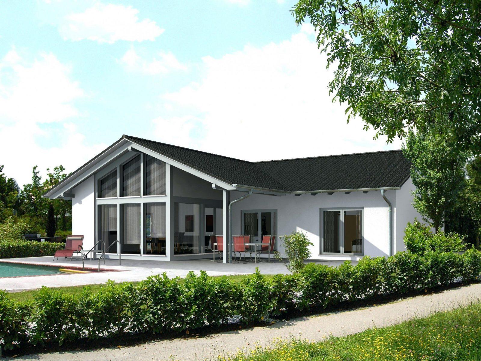 Kleines Haus Bauen Meistersta 1 4 Ck Haus Winkelbungalow Midsommer von Haus Selber Bauen Kosten Bild