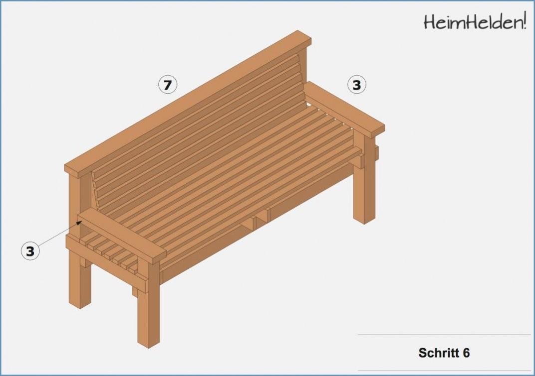 Kleines Holz Gartenbank Selber Bauen Ebenfalls Diy Von von Gartenbank Selber Bauen Beton Photo