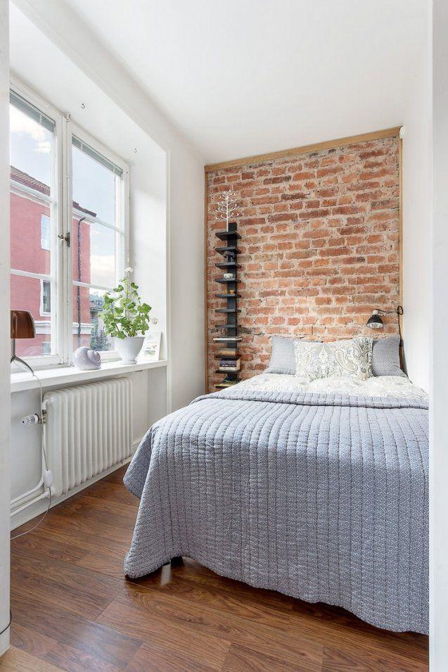 Kleines Schlafzimmer Einrichten  25 Ideen Für Raumplanung von Kleines Schlafzimmer Einrichten Beispiele Photo